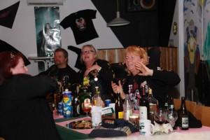 Klubfest efter børnebakketur @ Klubben  | Skævinge | Danmark