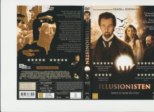 Filmaften: Illusionnisten @ Klubben  | Skævinge | Danmark