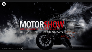 Motorshow i belle @ BELLA CENTER